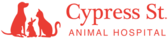 Cypress-st-animal-hospital-logo