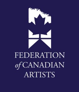 Federation-canadian-artists-logo