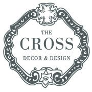 Cross-design-decor-logo