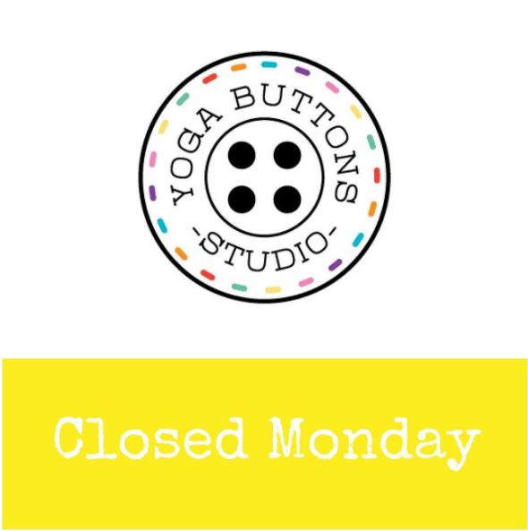 Yoga-buttons-closed-monday