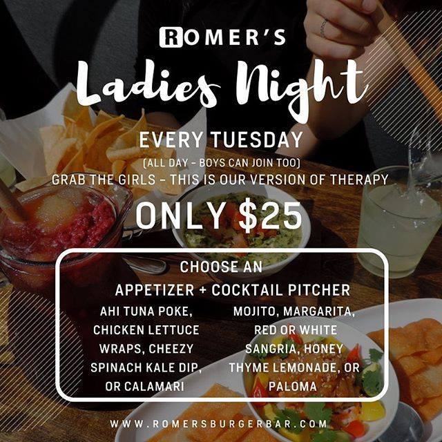 Romers-ladies-night