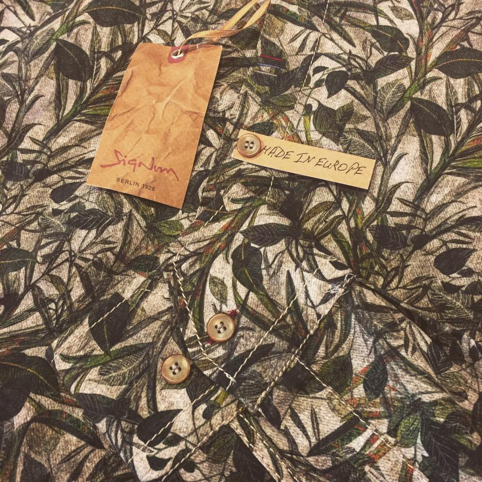 Staccato-ramone-botanical-shirt