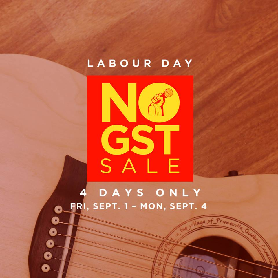 Tom-lee-music-no-gst-labour