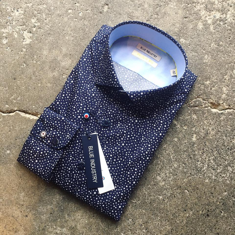 Staccato-blue-industry-shirt