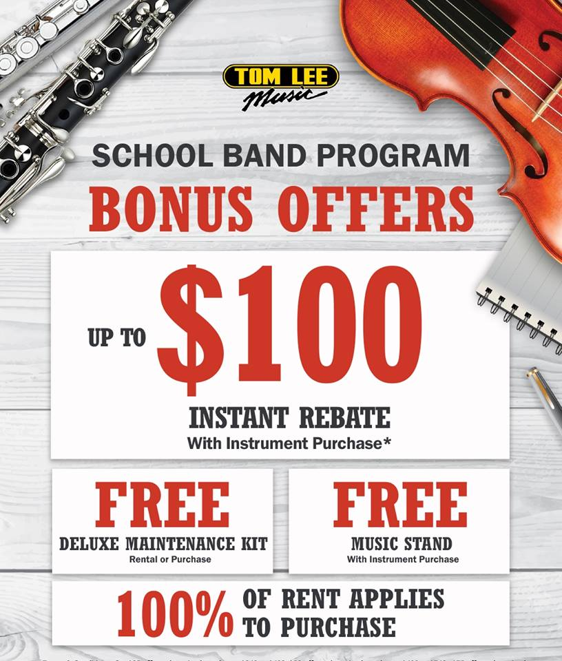 Tom-lee-music-school-band-bonus-deals