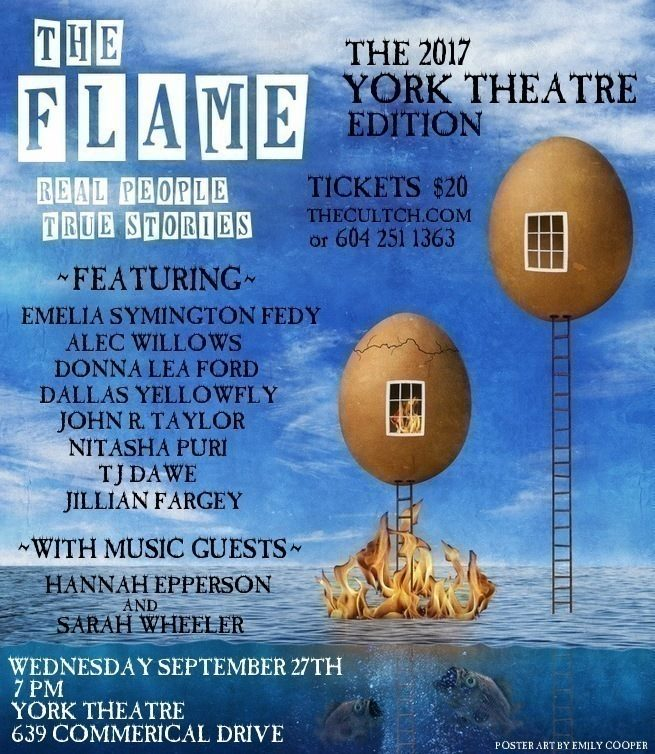 Cultch-flame-tickets