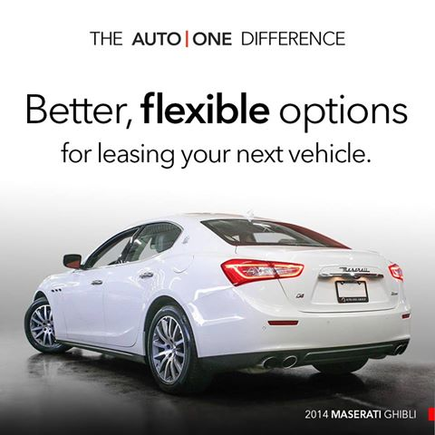 Auto-one-leasing-options