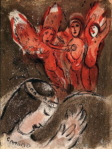 Chali-rosso-chagall-sarah-and-the-angel