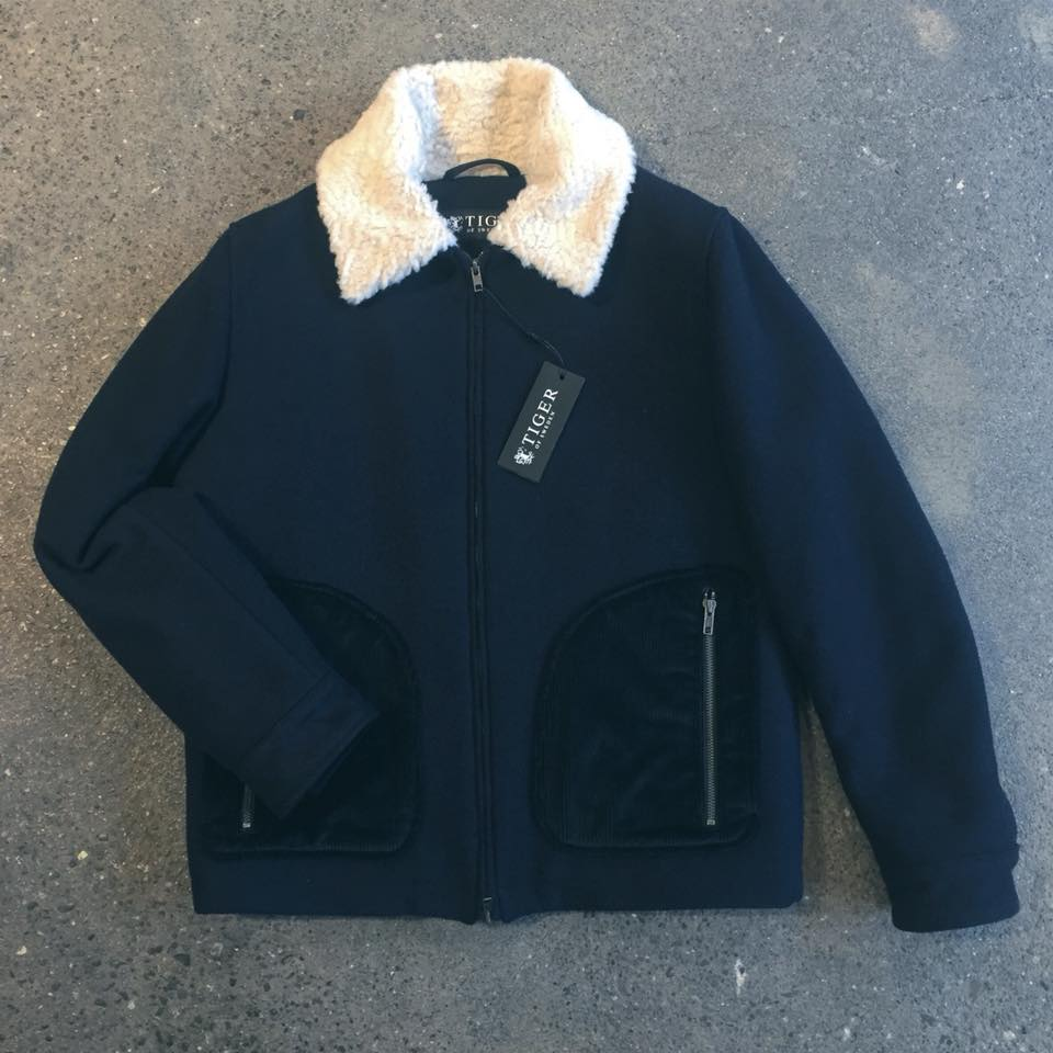 Staccato-refusion-shearling-bomber-tiger-of-sweden