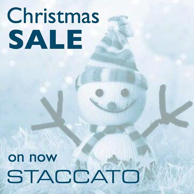 Staccato-christmas-sale