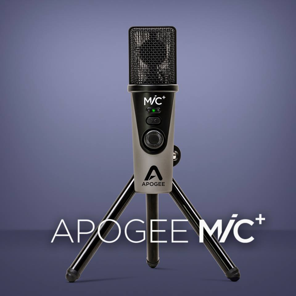 Tom-lee-apogee-mic