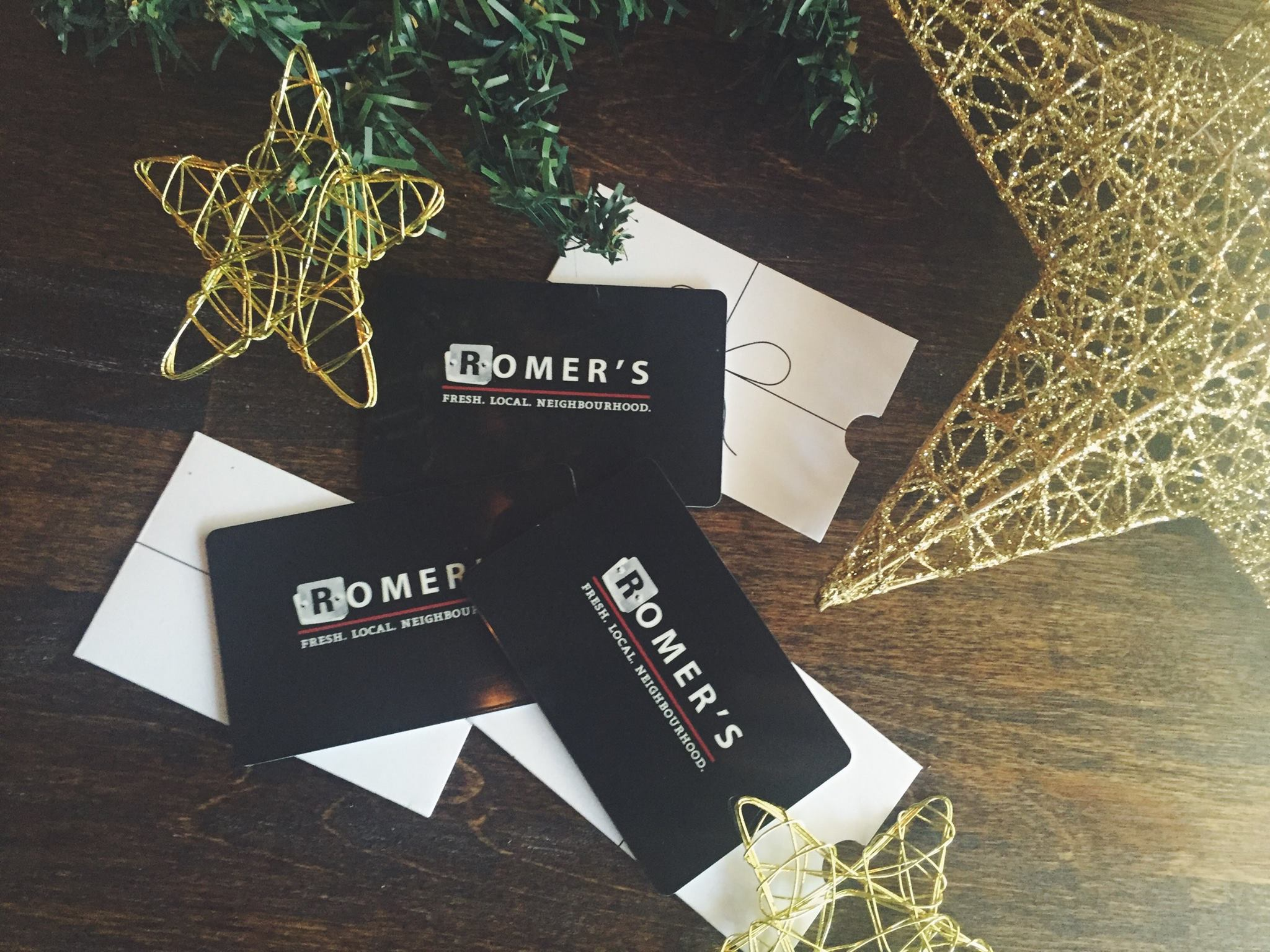 Romers-gift-cards