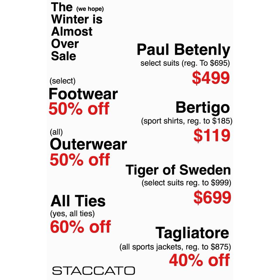 Staccato-sale-items