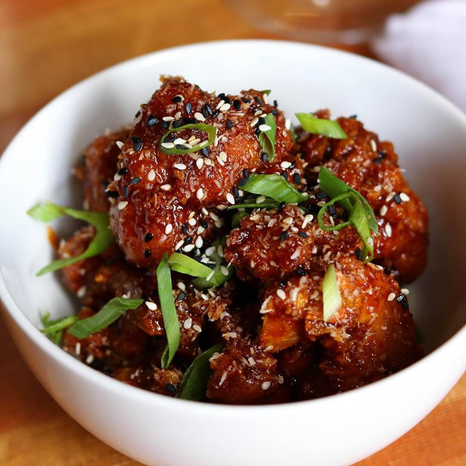 Heirloom-vegetarian-korean-fried-cauliflower