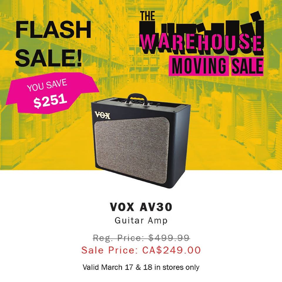 Tom-lee-music-warehouse-sale-vox-amp