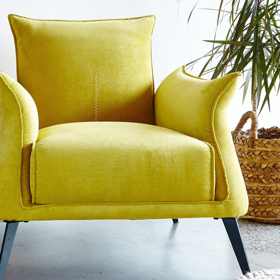 Moes-home-yellow-chair