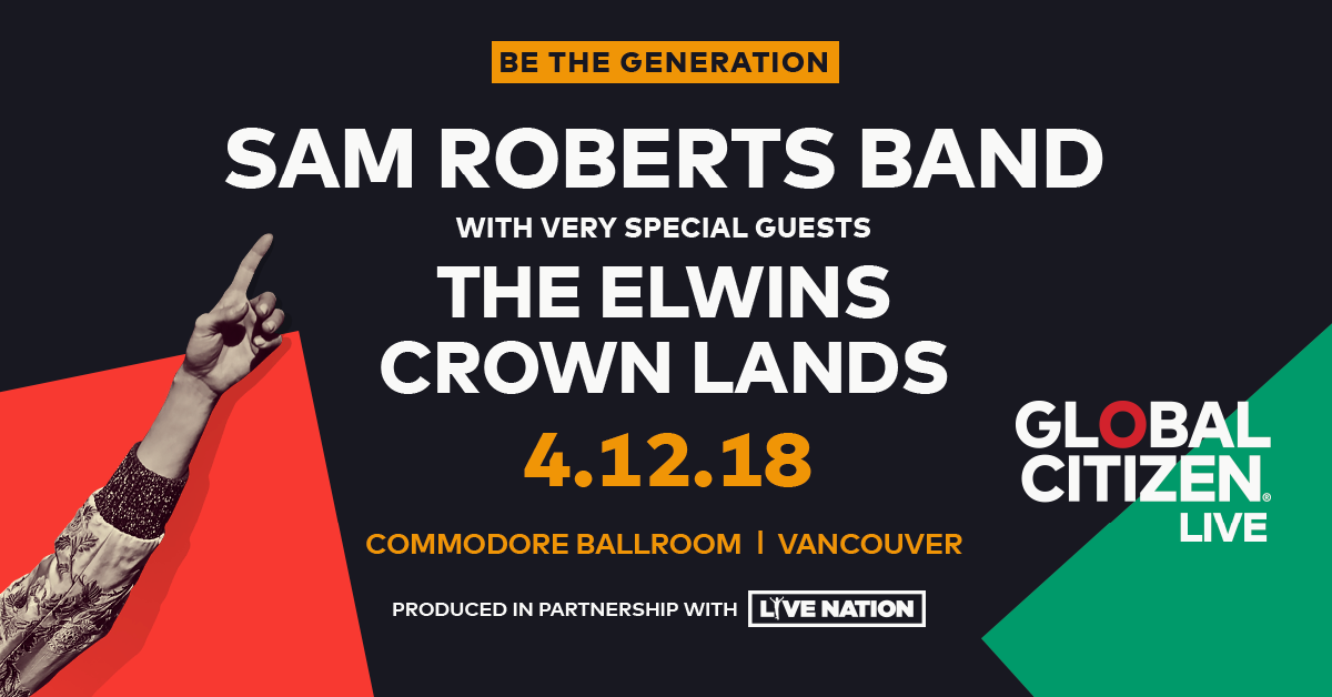 Commodore-ballroom-sam-roberts