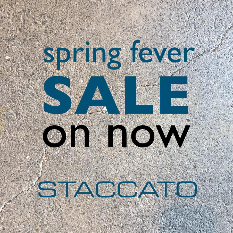 Staccato-spring-fever-sale