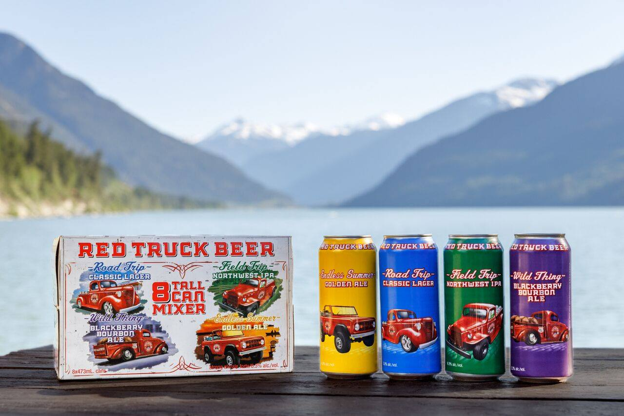 Red-truck-beer-8-pack