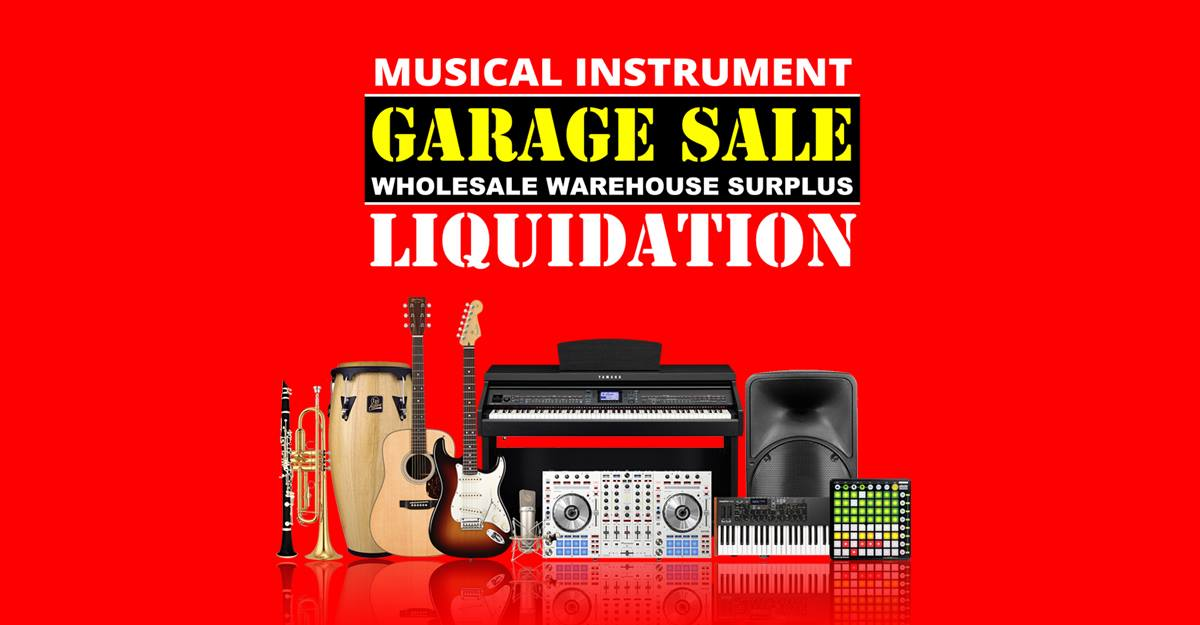 Tom-lee-music-garage-sale