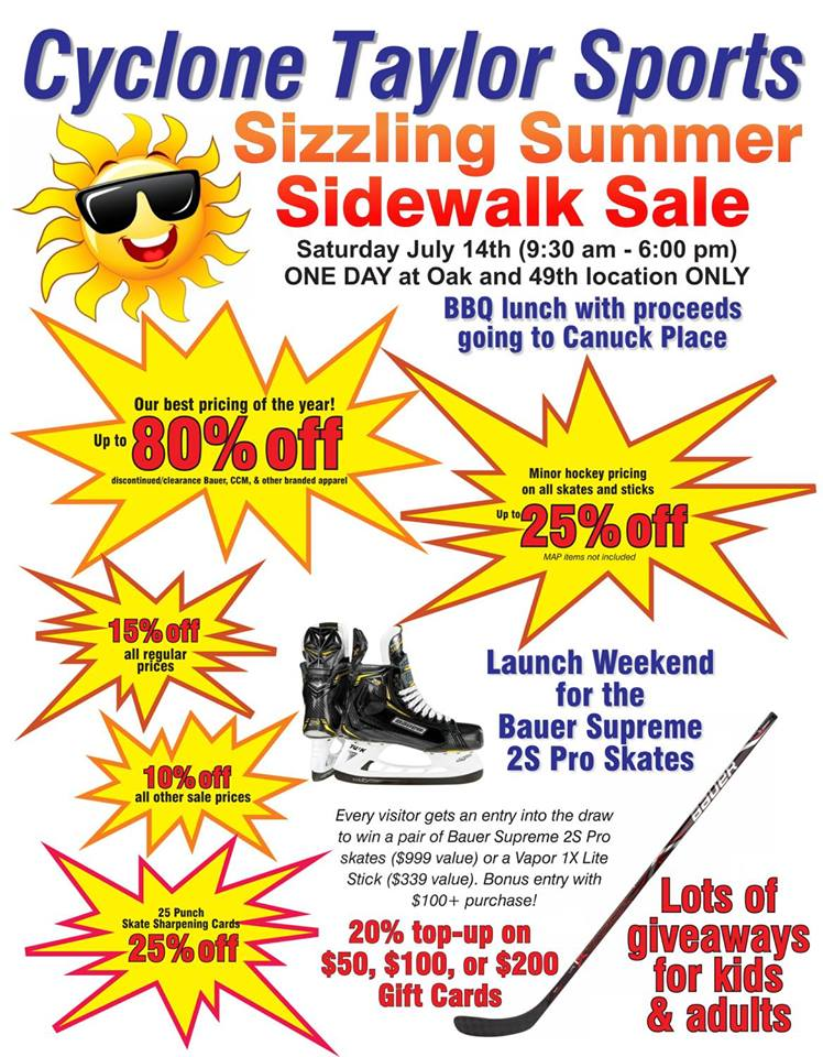 Cyclone-taylor-sizzlin-summer-sale