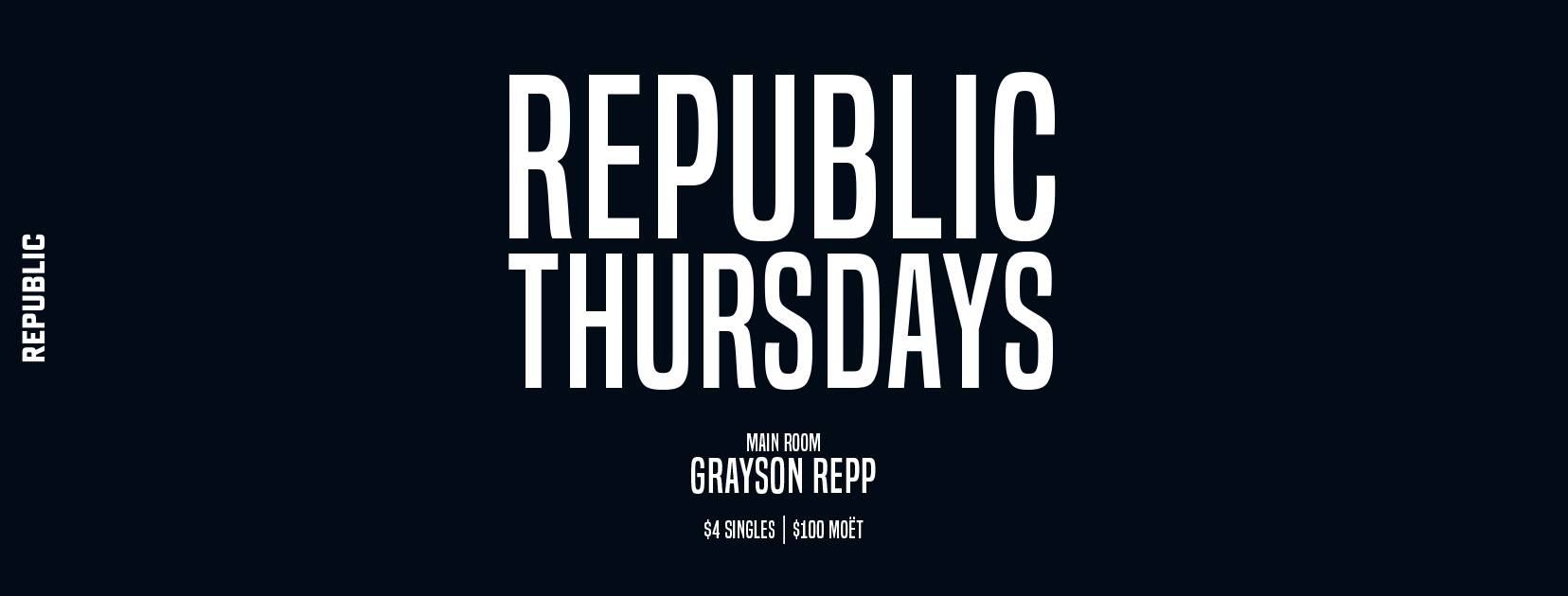 Republic-thursdays