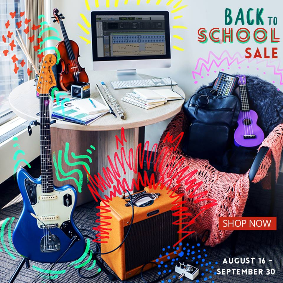 Tom-lee-music-back-to-school-sale