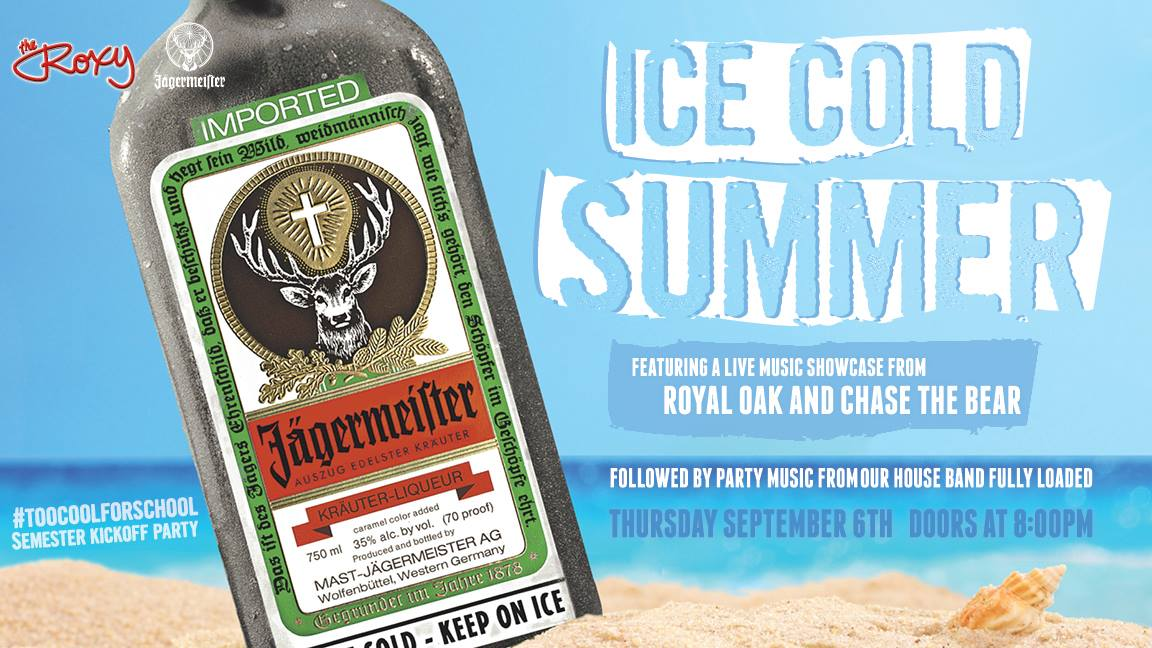Roxy-ice-cold-summer-party
