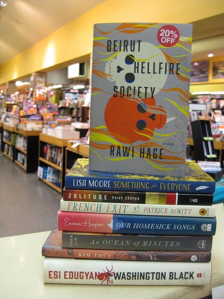 Scotiabank-giller-prize-books