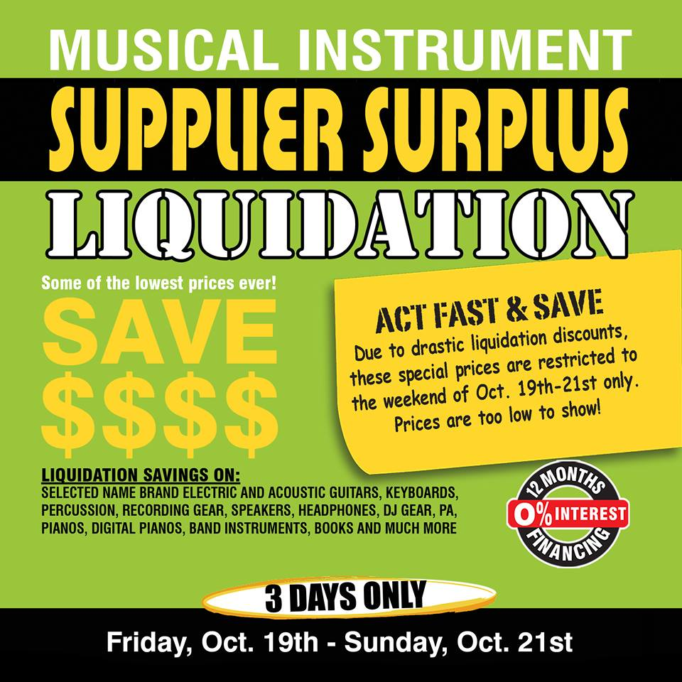 Surplus-liquidation-sale