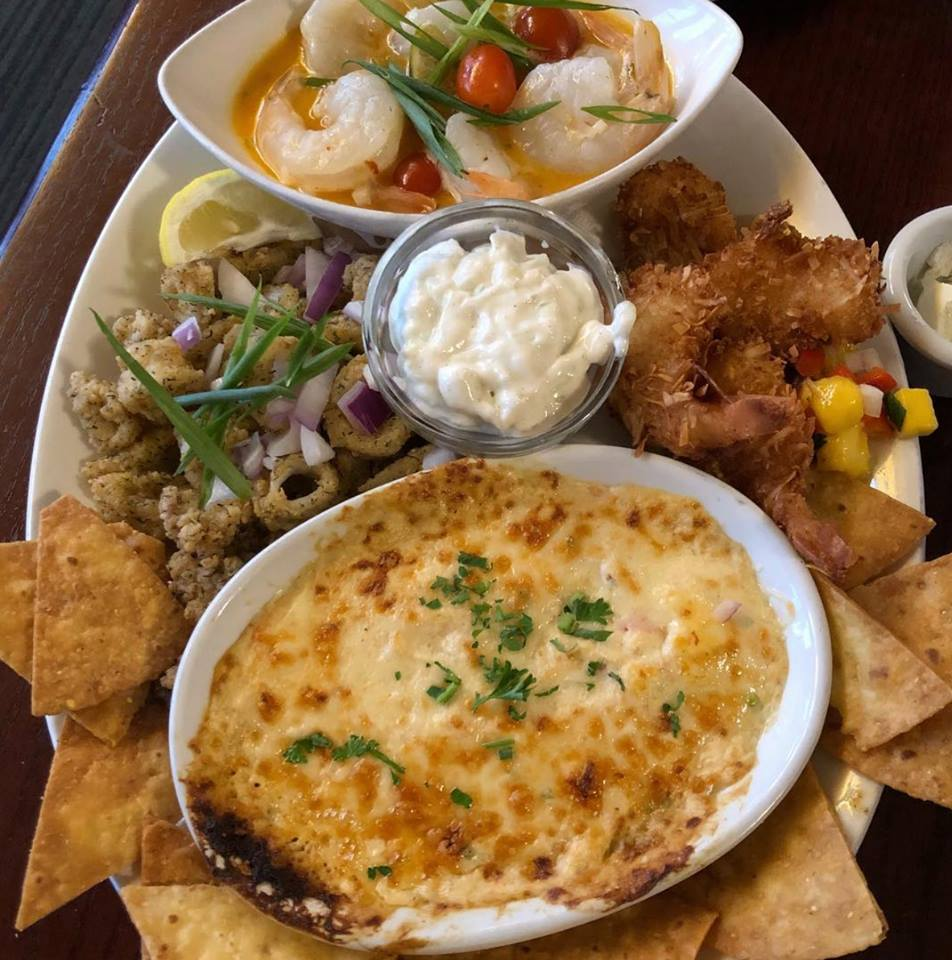 Boathouse-platter