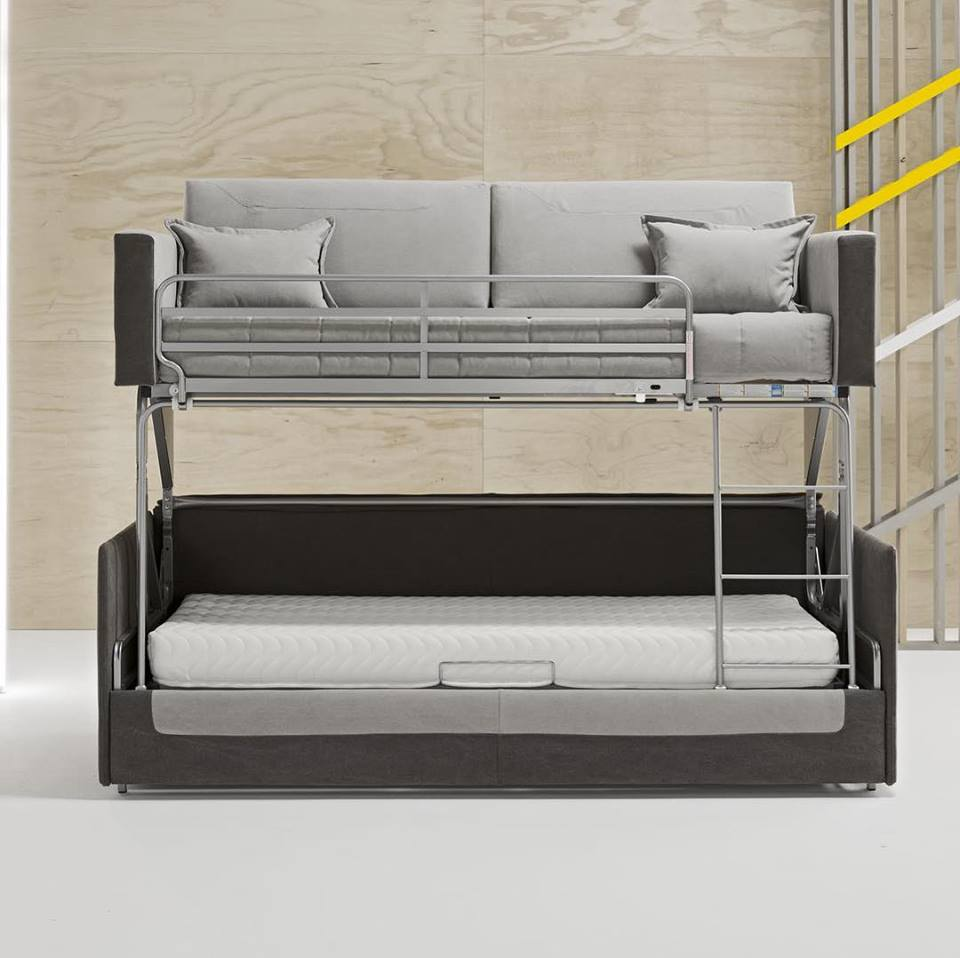 Sofa-bunk-bed