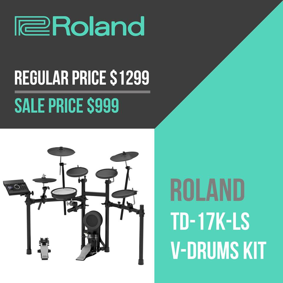 Roland-drums-kit
