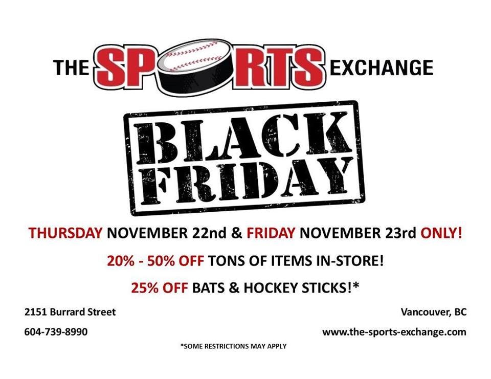 Sports-exchange-black-friday