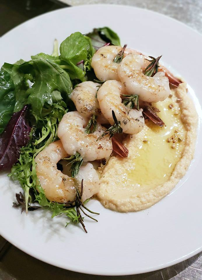Prawns-grilled-rosemary-branch