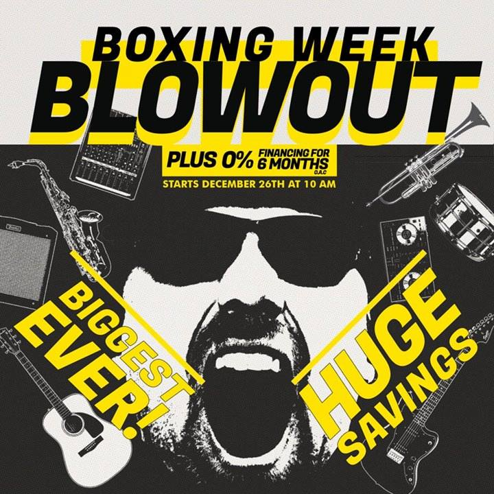 Tom-lee-music-boxing-week-sale