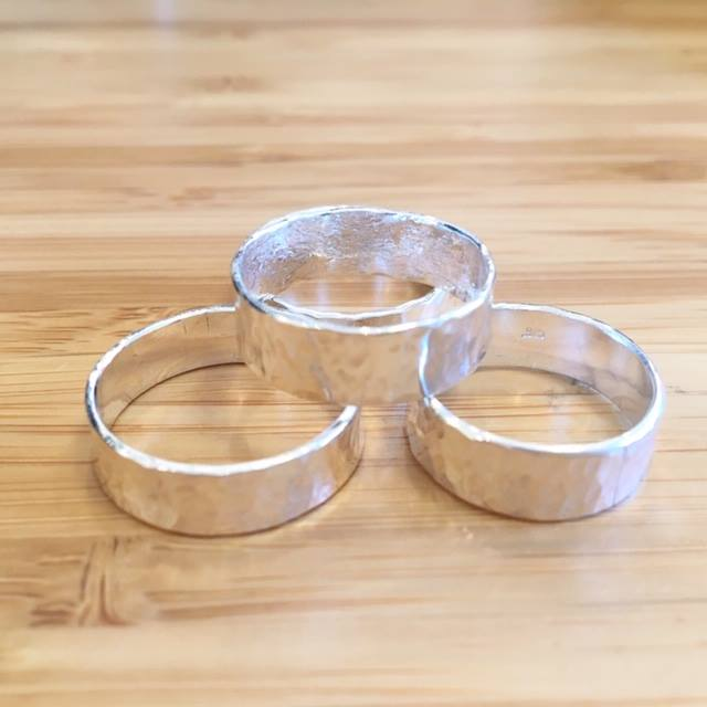 Sterling-silver-rings