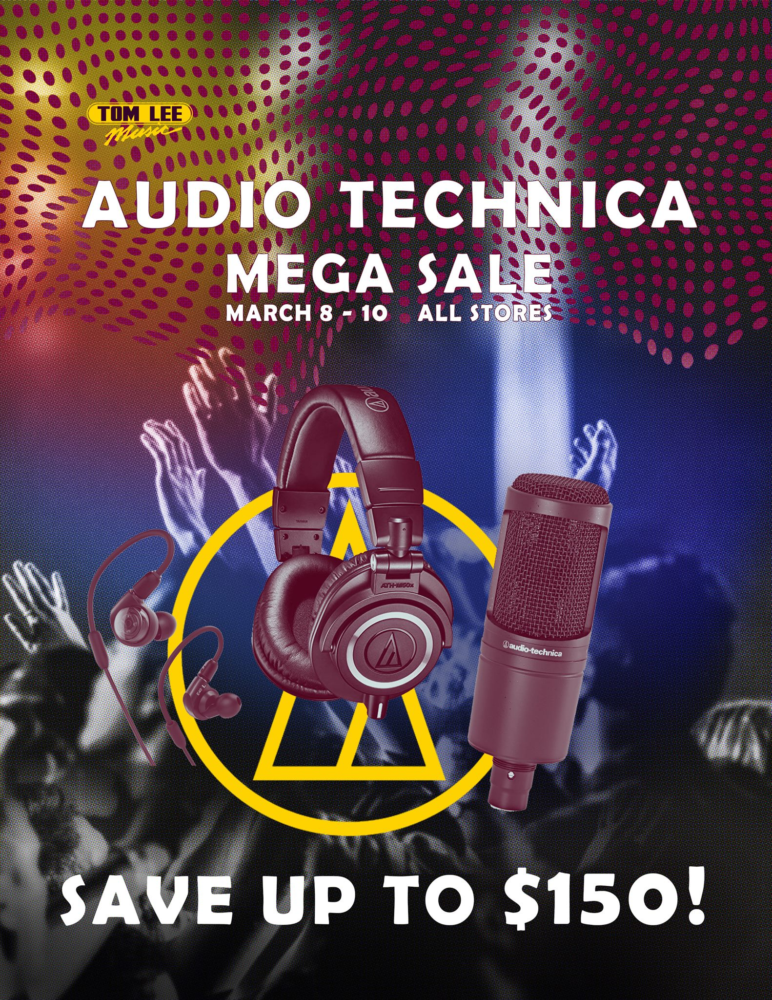 Audio-technica-mega-sale