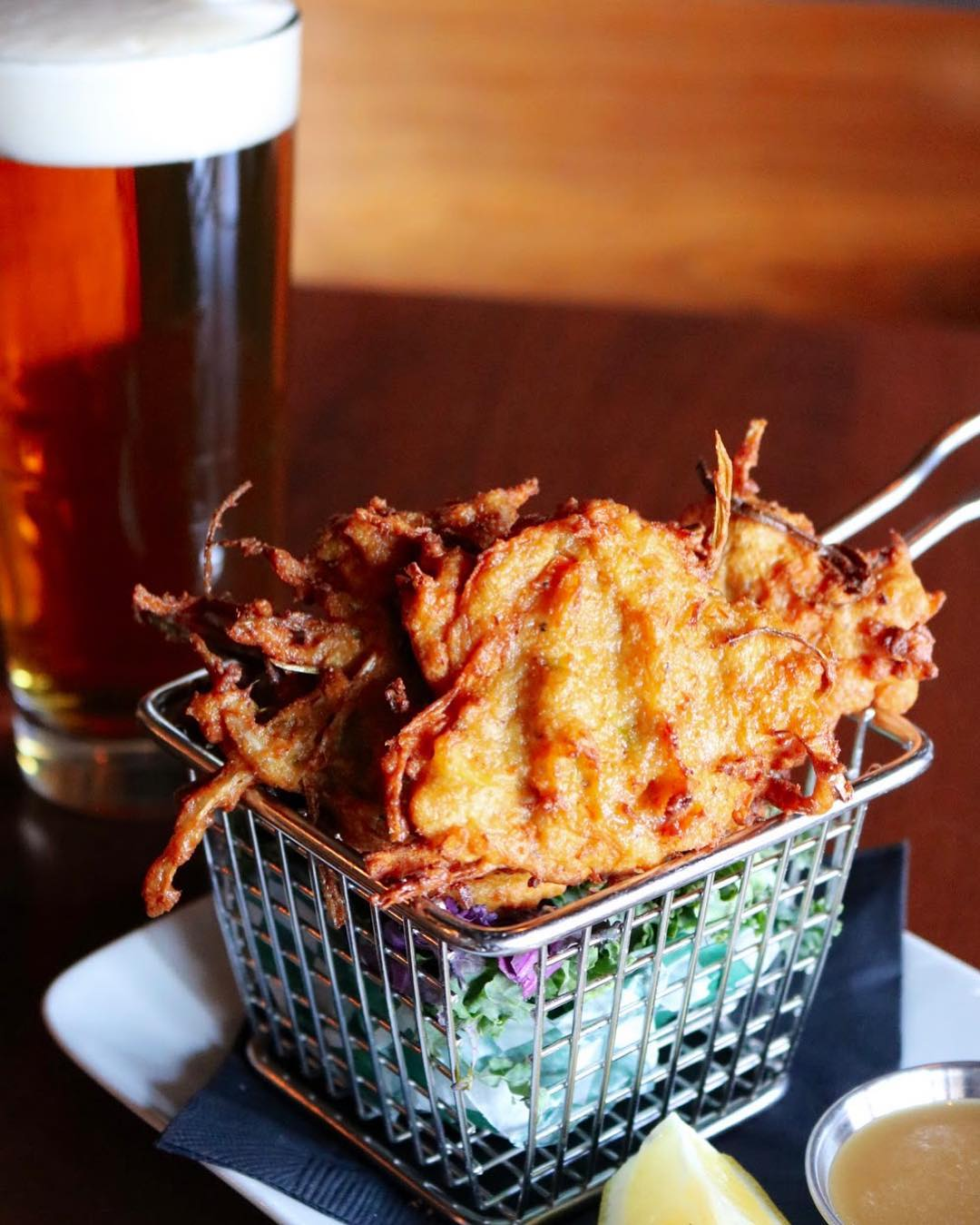 Corn-crab-fritters