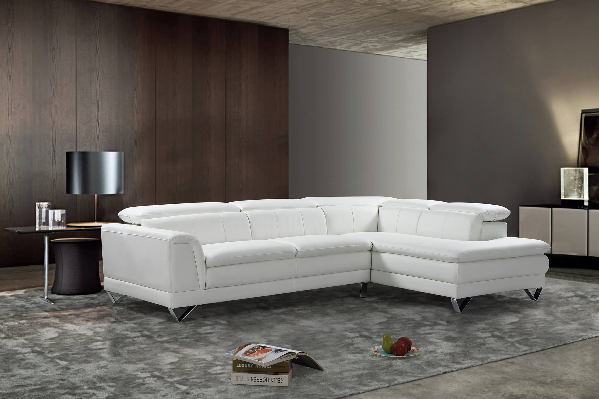 Leather-sectional-sofa