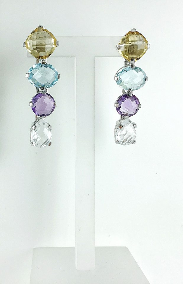 Birthstone-earrings