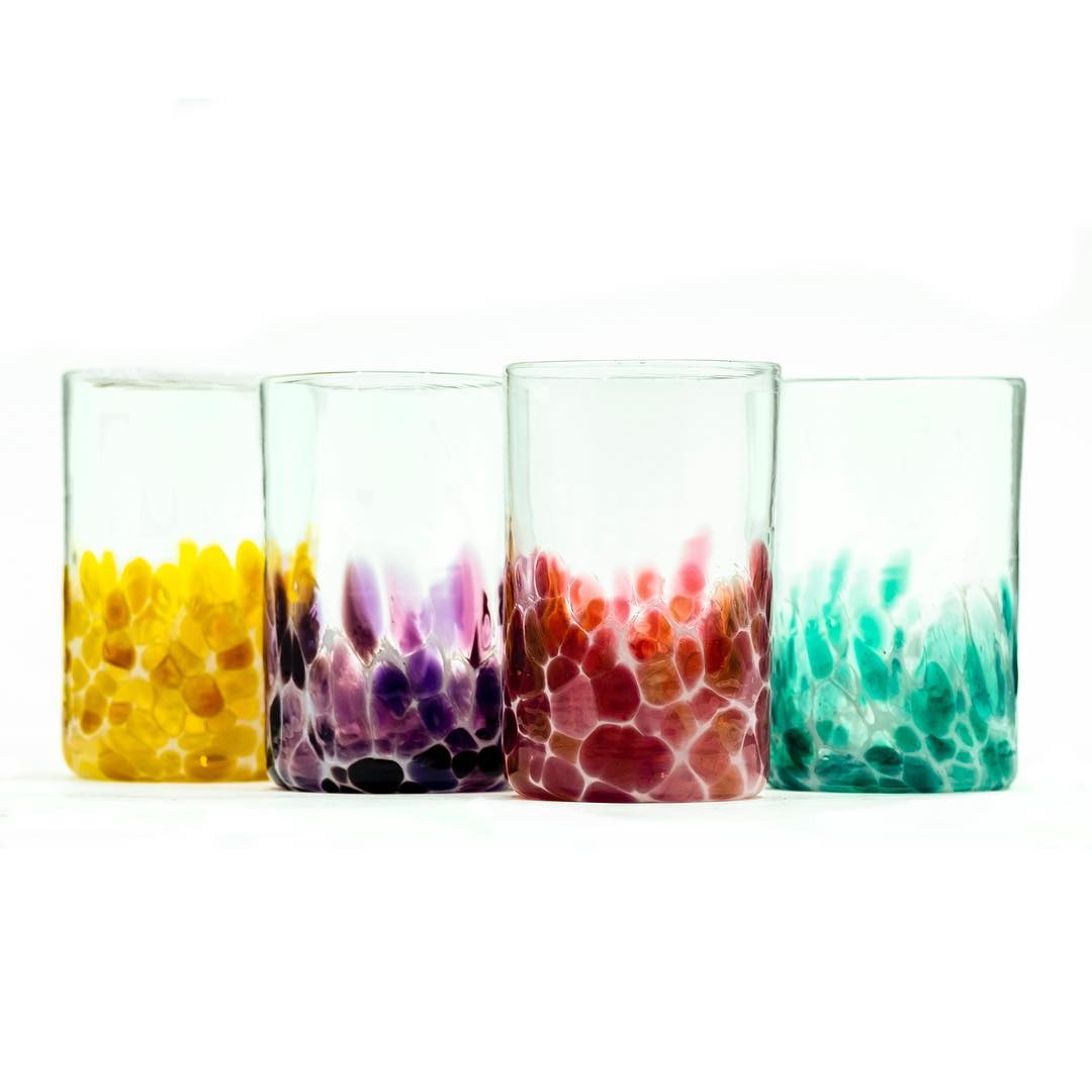 Jewel-toned-tumblers
