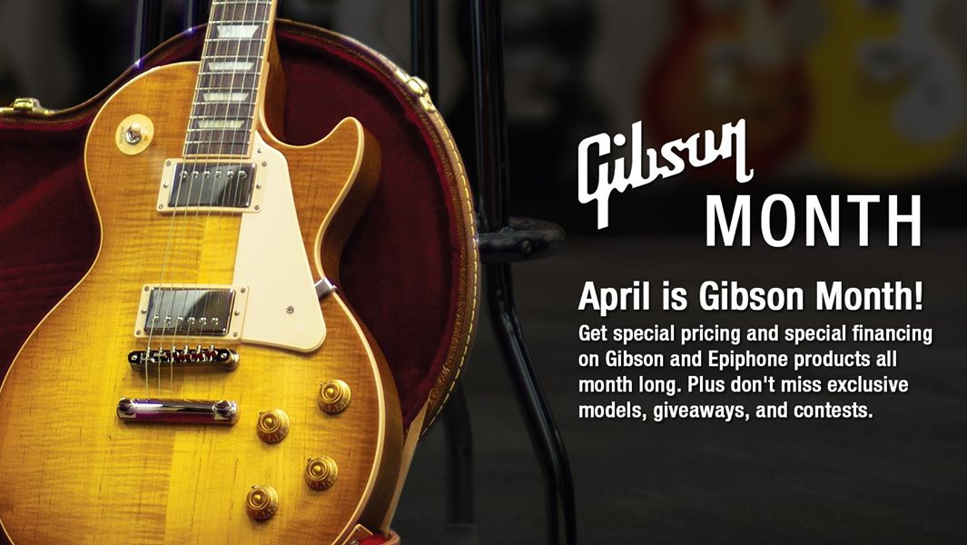 Gibson-month