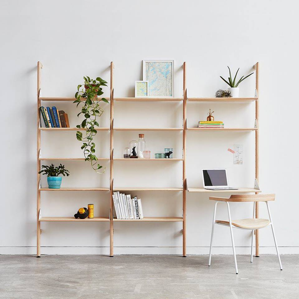 Branch-shelving