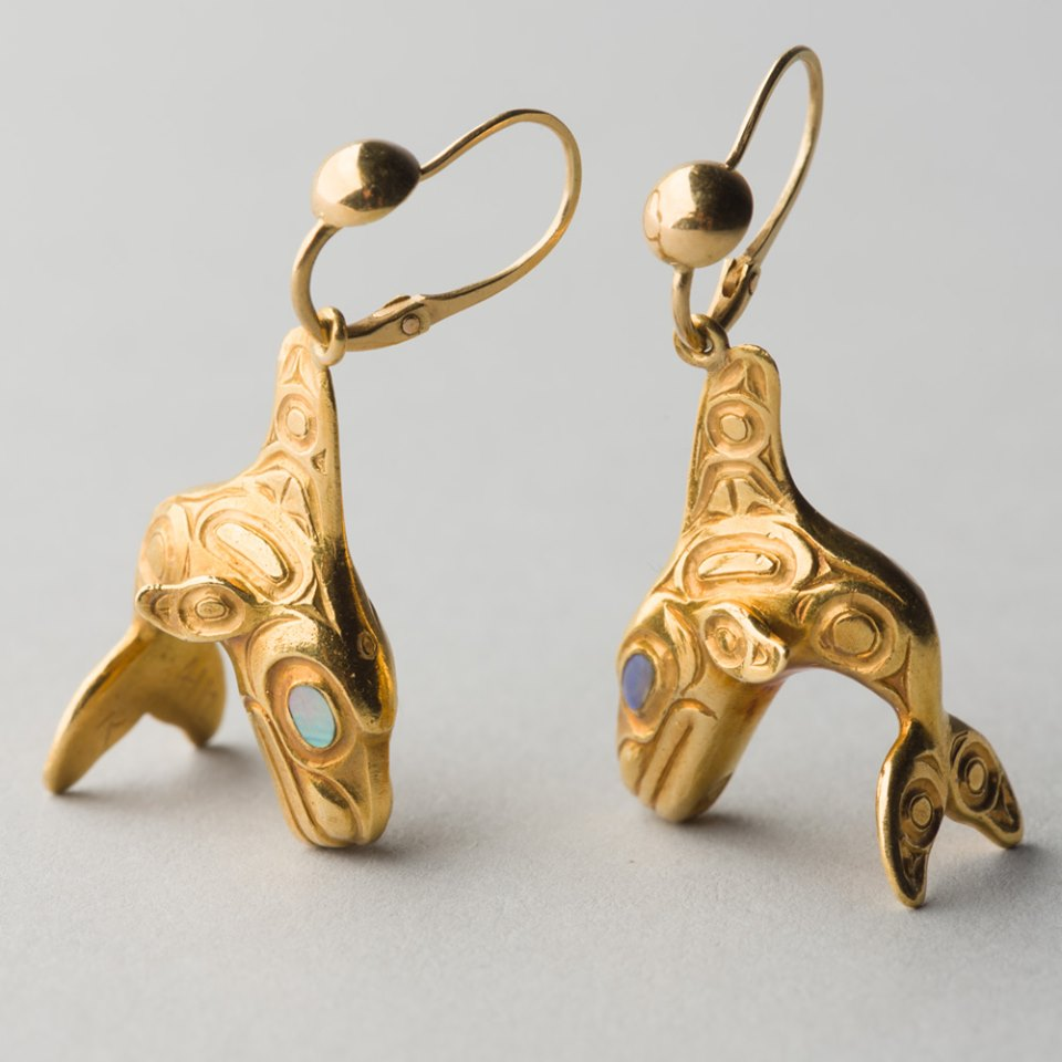 Killer-whale-earrings