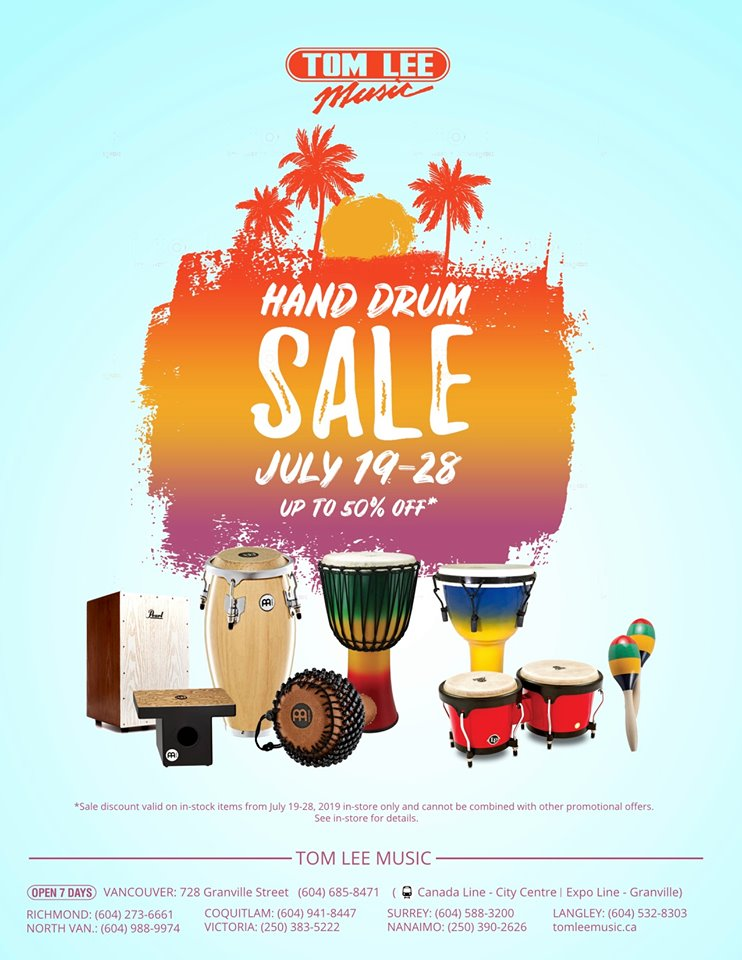 Tom-hand-drum-sale