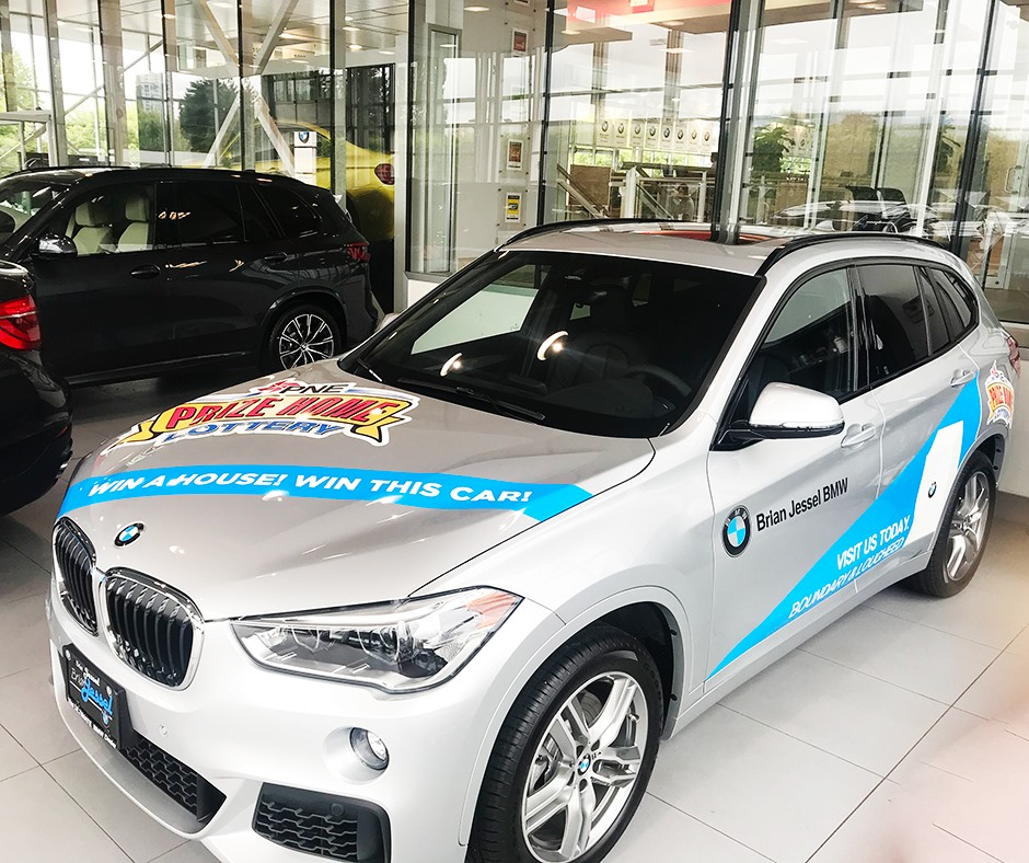 Pne-lottery-bmw