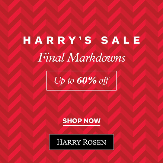 Harry-rosen-sale