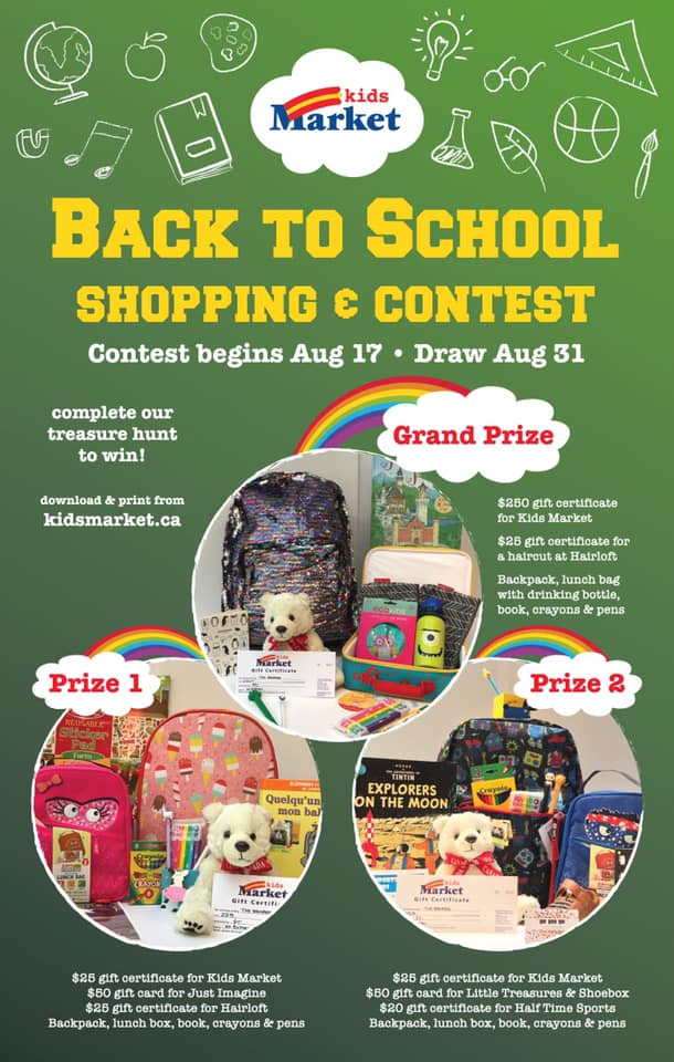 Back-to-school-contest