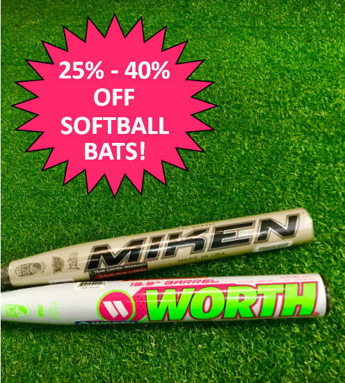 Softball-bats-sale